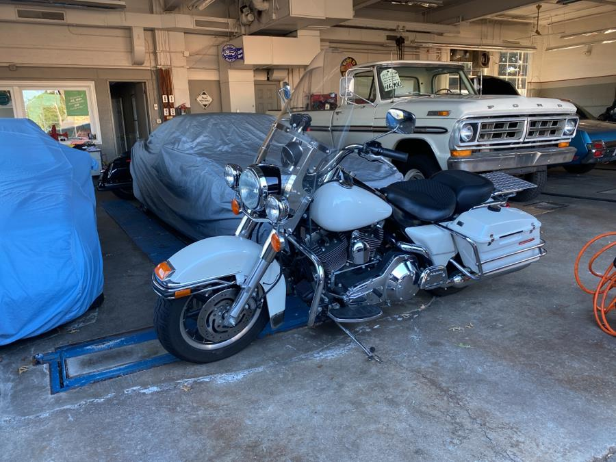 Used 2004 Harley Davidson Police Road King in Milford, Connecticut | Village Auto Sales. Milford, Connecticut