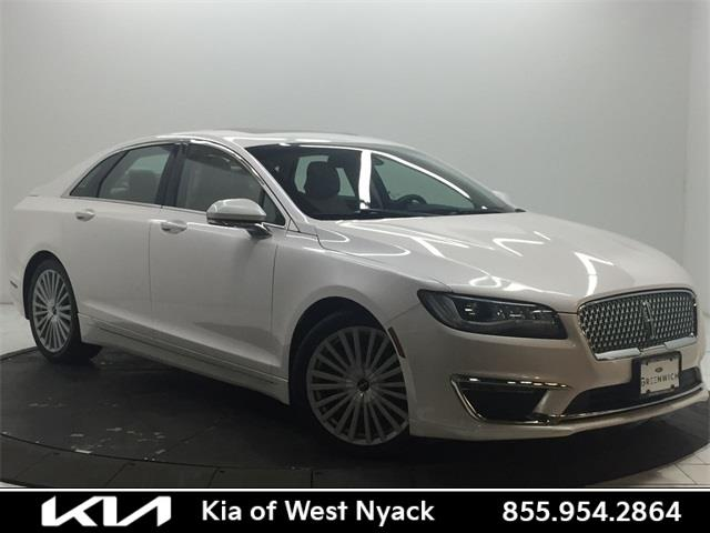 Used Lincoln Mkz Reserve 2017 | Eastchester Motor Cars. Bronx, New York