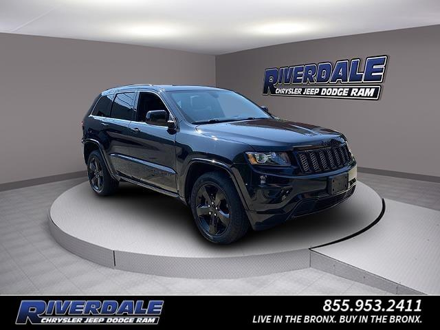 Used Jeep Grand Cherokee Altitude 2015 | Eastchester Motor Cars. Bronx, New York