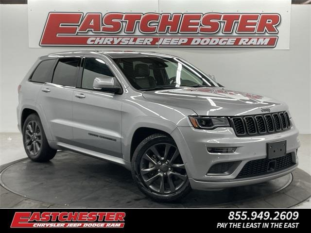 Used Jeep Grand Cherokee High Altitude 2019 | Eastchester Motor Cars. Bronx, New York