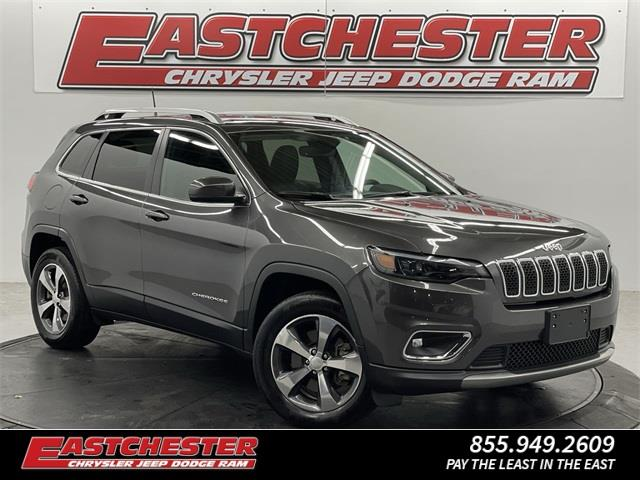 Used Jeep Cherokee Limited 2020 | Eastchester Motor Cars. Bronx, New York