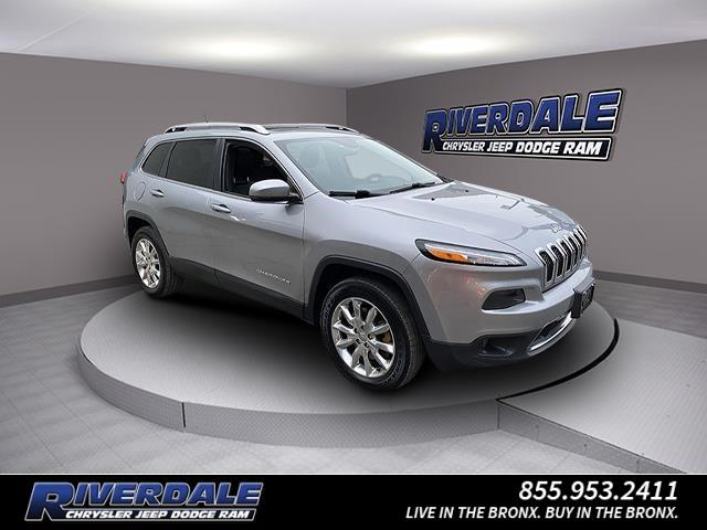Used Jeep Cherokee Limited 2014 | Eastchester Motor Cars. Bronx, New York