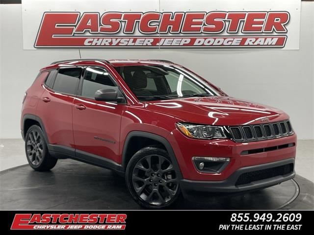 Used Jeep Compass 80th Special Edition 2021 | Eastchester Motor Cars. Bronx, New York