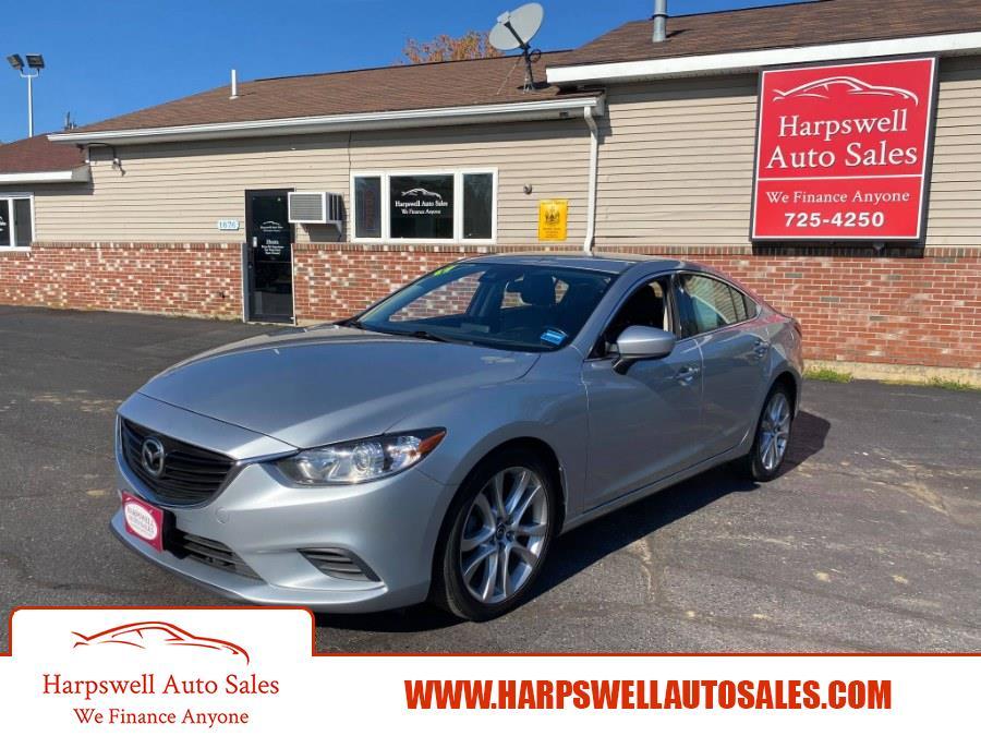 Used Mazda Mazda6 Touring Auto 2017 | Harpswell Auto Sales Inc. Harpswell, Maine