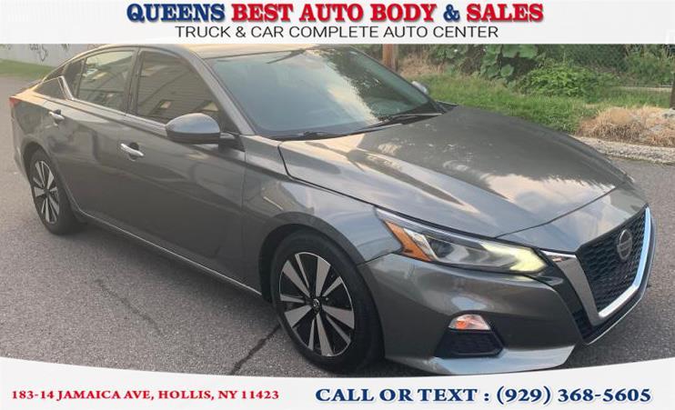 Used 2020 Nissan Altima in Hollis, New York | Queens Best Auto Body / Sales. Hollis, New York