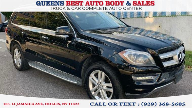 Used 2014 Mercedes-Benz GL-Class in Hollis, New York | Queens Best Auto Body / Sales. Hollis, New York
