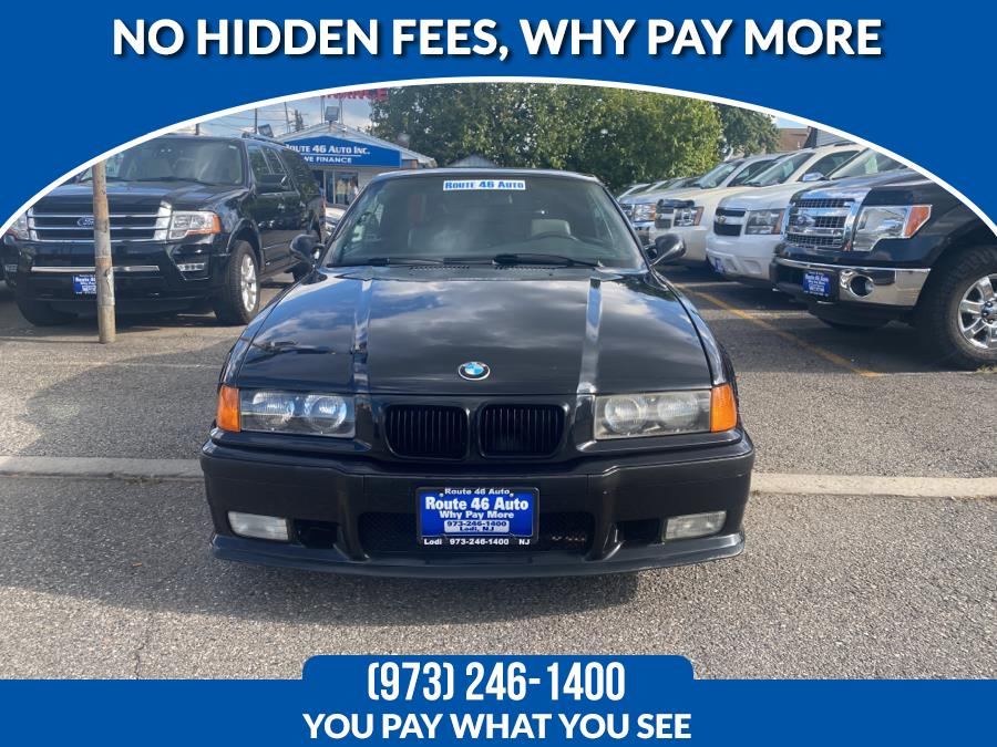 Used 1998 BMW 3 Series in Lodi, New Jersey | Route 46 Auto Sales Inc. Lodi, New Jersey