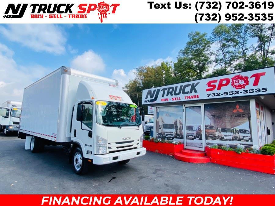 Used 2017 Isuzu NPR HD GAS REG in South Amboy, New Jersey | NJ Truck Spot. South Amboy, New Jersey