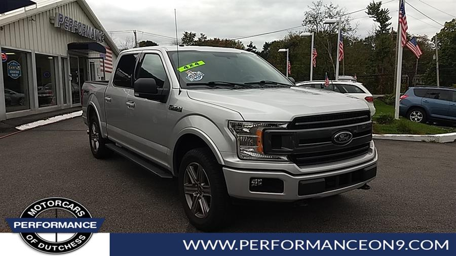 Used 2018 Ford F-150 in Wappingers Falls, New York | Performance Motorcars Inc. Wappingers Falls, New York