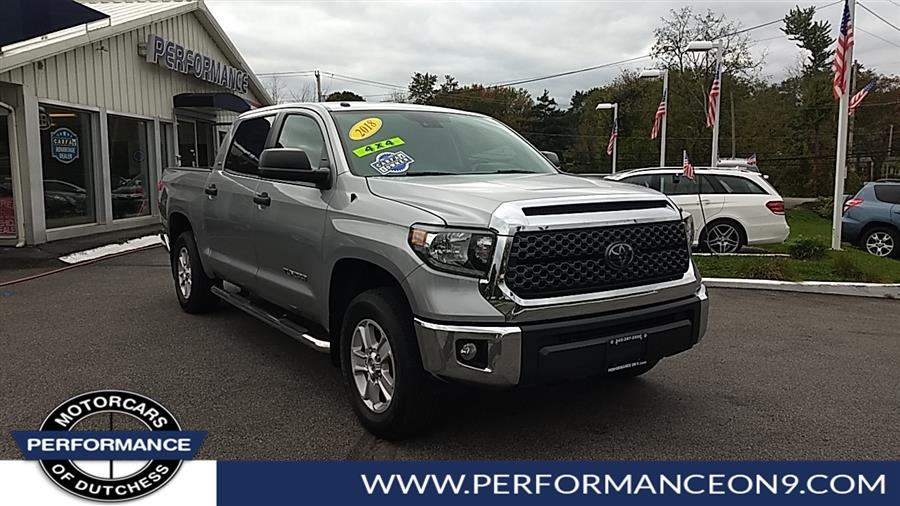 Used 2018 Toyota Tundra 4WD in Wappingers Falls, New York | Performance Motorcars Inc. Wappingers Falls, New York