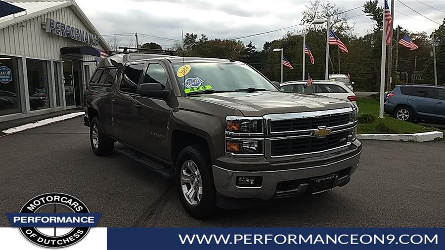 Used 2014 Chevrolet Silverado 1500 in Wappingers Falls, New York | Performance Motorcars Inc. Wappingers Falls, New York