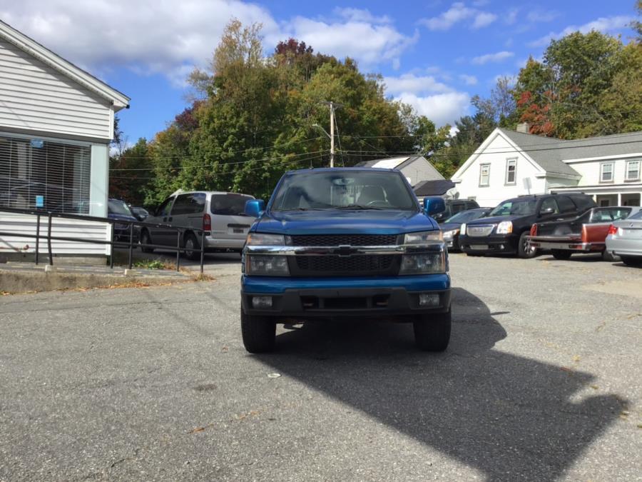 Used 2012 Chevrolet Colorado in Leominster, Massachusetts   Olympus Auto Inc. Leominster, Massachusetts