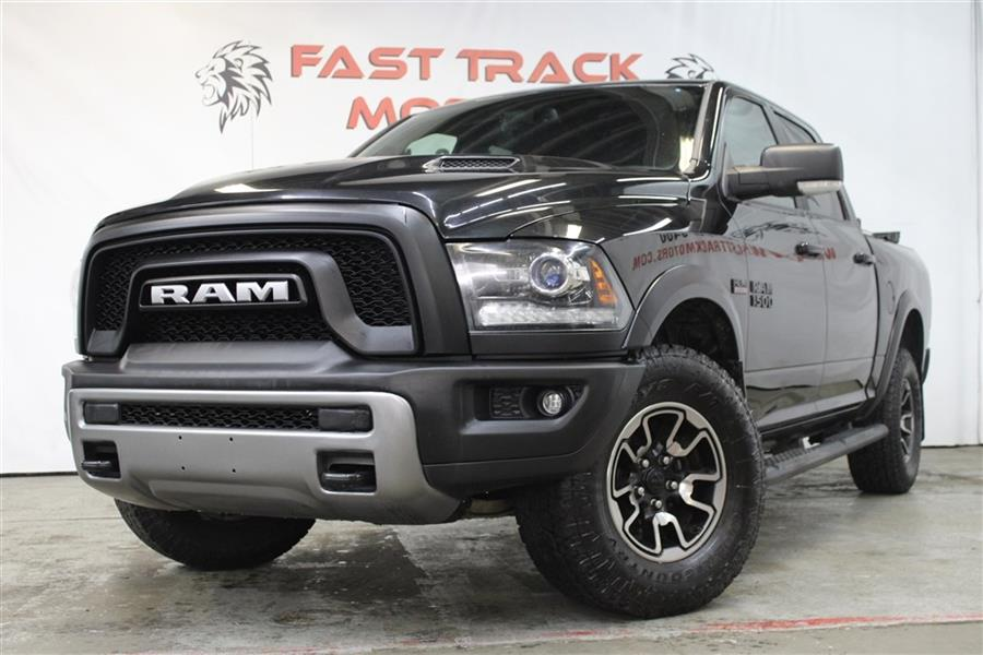Used Ram 1500 REBEL 2017 | Fast Track Motors. Paterson, New Jersey