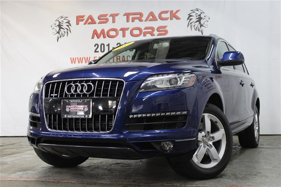 Used Audi Q7 PREMIUM PLUS 2015 | Fast Track Motors. Paterson, New Jersey