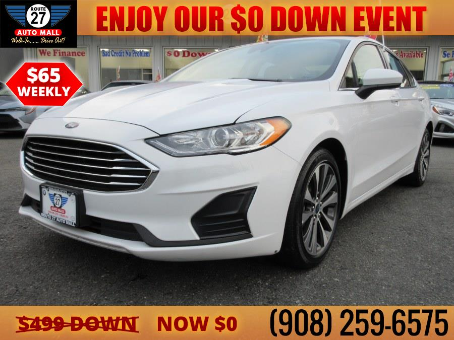 Used 2020 Ford Fusion in Linden, New Jersey | Route 27 Auto Mall. Linden, New Jersey