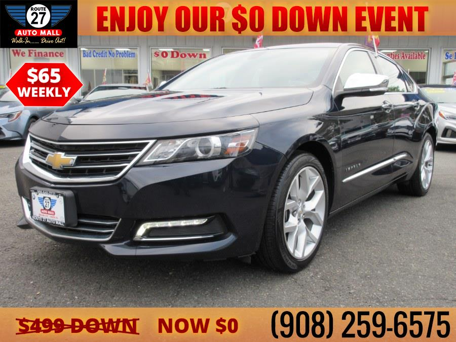Used 2019 Chevrolet Impala in Linden, New Jersey | Route 27 Auto Mall. Linden, New Jersey