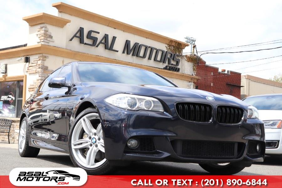 Used BMW 5 Series 4dr Sdn 550i xDrive AWD 2013 | Asal Motors. East Rutherford, New Jersey