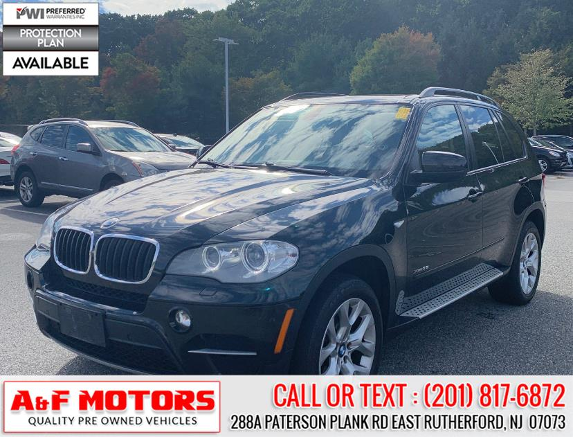 Used 2013 BMW X5 in East Rutherford, New Jersey   A&F Motors LLC. East Rutherford, New Jersey