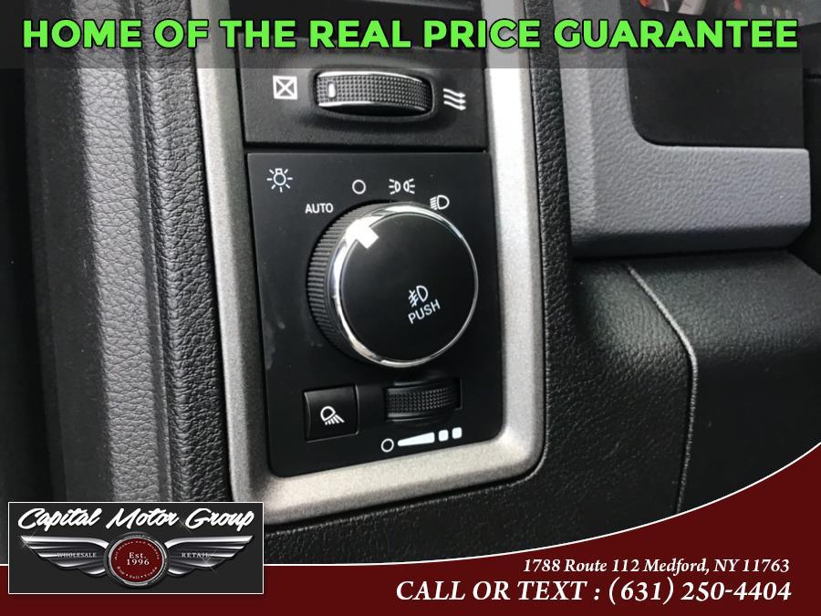 "Used Ram 1500 Tradesman 4x4 Quad Cab 6''4"" Box 2018   Capital Motor Group Inc. Medford, New York"