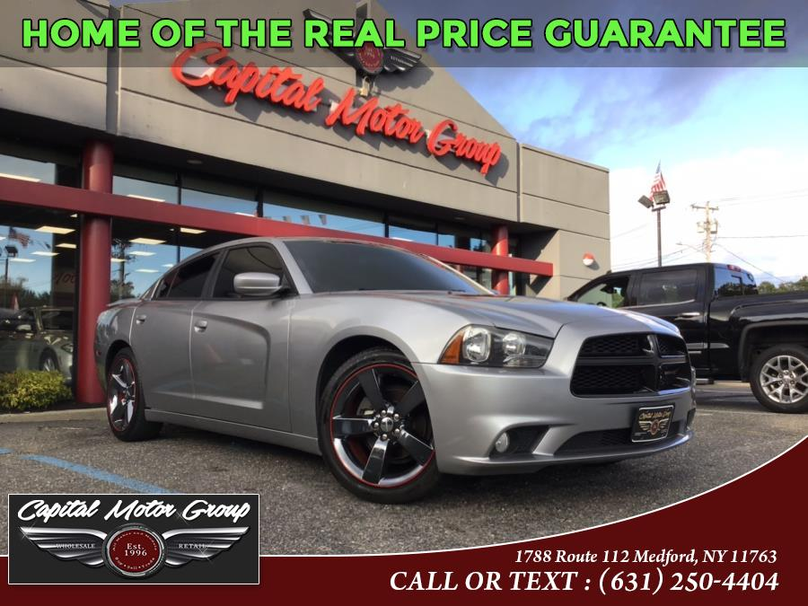 Used Dodge Charger 4dr Sdn SXT RWD 2014 | Capital Motor Group Inc. Medford, New York