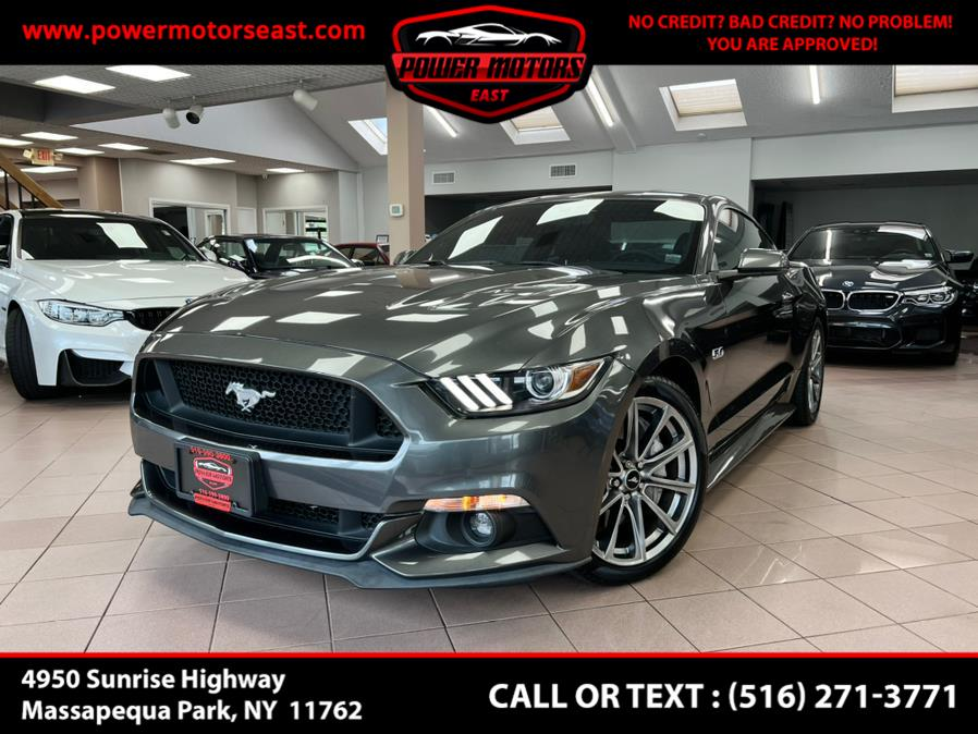 Used Ford Mustang 2dr Fastback GT Premium 2015 | Power Motors East. Massapequa Park, New York