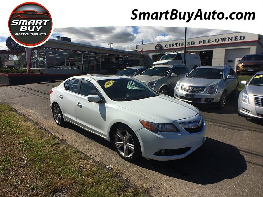 Used Acura ILX 4dr Sdn 2.0L Tech Pkg 2015 | Smart Buy Auto Sales, LLC. Wallingford, Connecticut