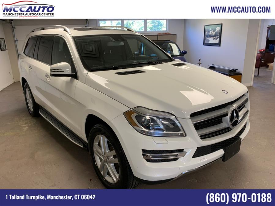 Used 2015 Mercedes-Benz GL-Class in Manchester, Connecticut | Manchester Autocar Center. Manchester, Connecticut