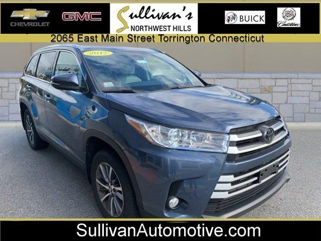 Used Toyota Highlander  2019   Sullivan Automotive Group. Avon, Connecticut