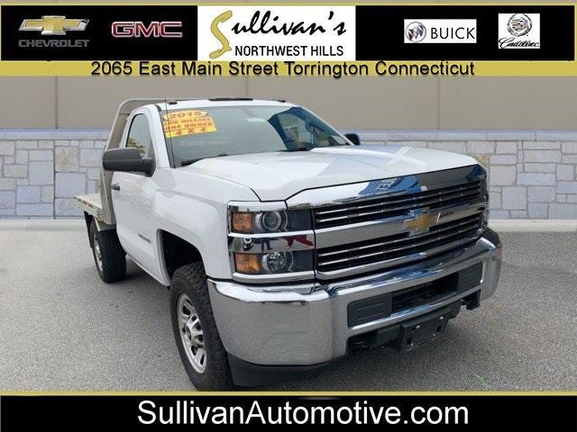 Used 2015 Chevrolet Silverado 2500hd in Avon, Connecticut | Sullivan Automotive Group. Avon, Connecticut