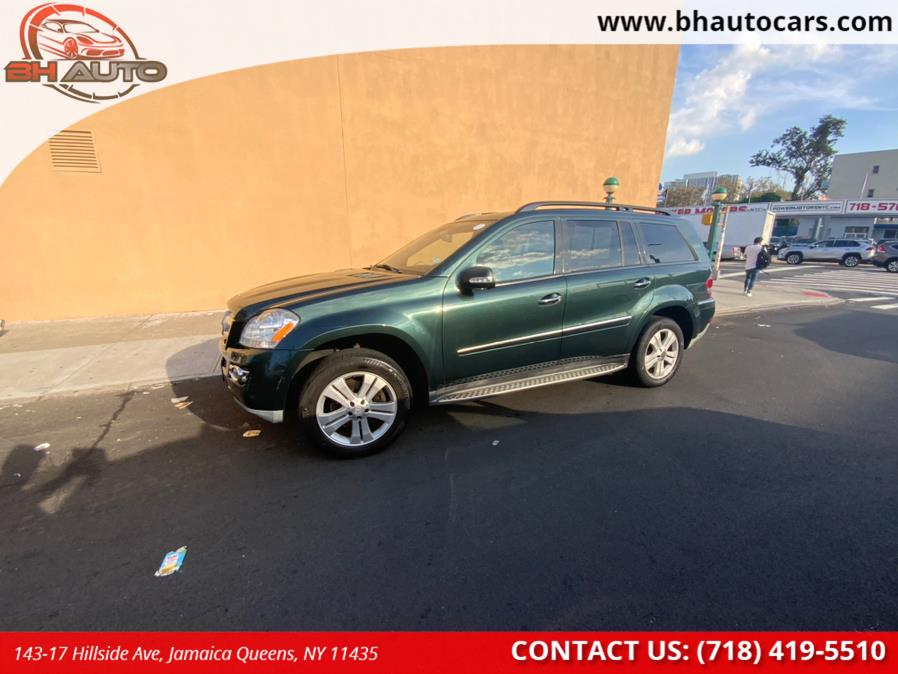 Used Mercedes-Benz GL-Class 4MATIC 4dr 4.6L 2008 | BH Auto. Jamaica Queens, New York