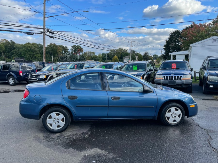 Used Dodge Neon 4dr Sdn SE 2003 | CT Car Co LLC. East Windsor, Connecticut