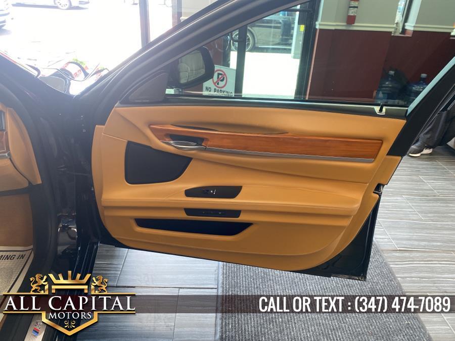 Used BMW 7 Series 4dr Sdn 750Li M SPORT 2015 | All Capital Motors. Brooklyn, New York