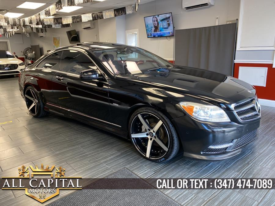 Used Mercedes-Benz CL-Class 2dr Cpe CL 550 4MATIC 2011 | All Capital Motors. Brooklyn, New York