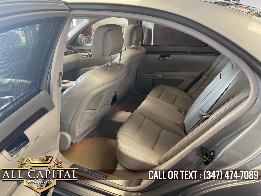 Used Mercedes-Benz S-Class 4dr Sdn S 550 RWD 2013   All Capital Motors. Brooklyn, New York