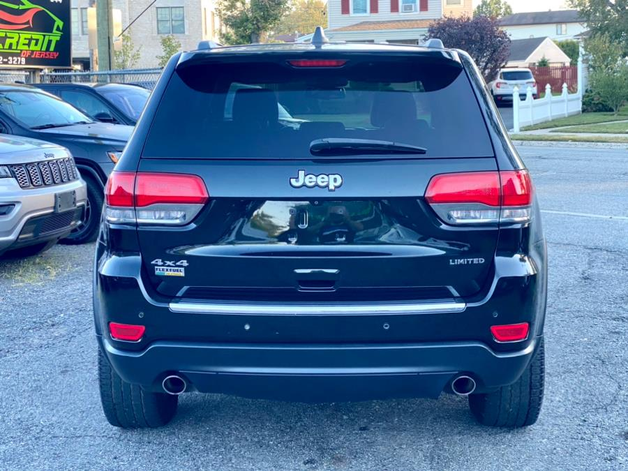 Used Jeep Grand Cherokee 4WD 4dr Limited 2014 | Easy Credit of Jersey. South Hackensack, New Jersey