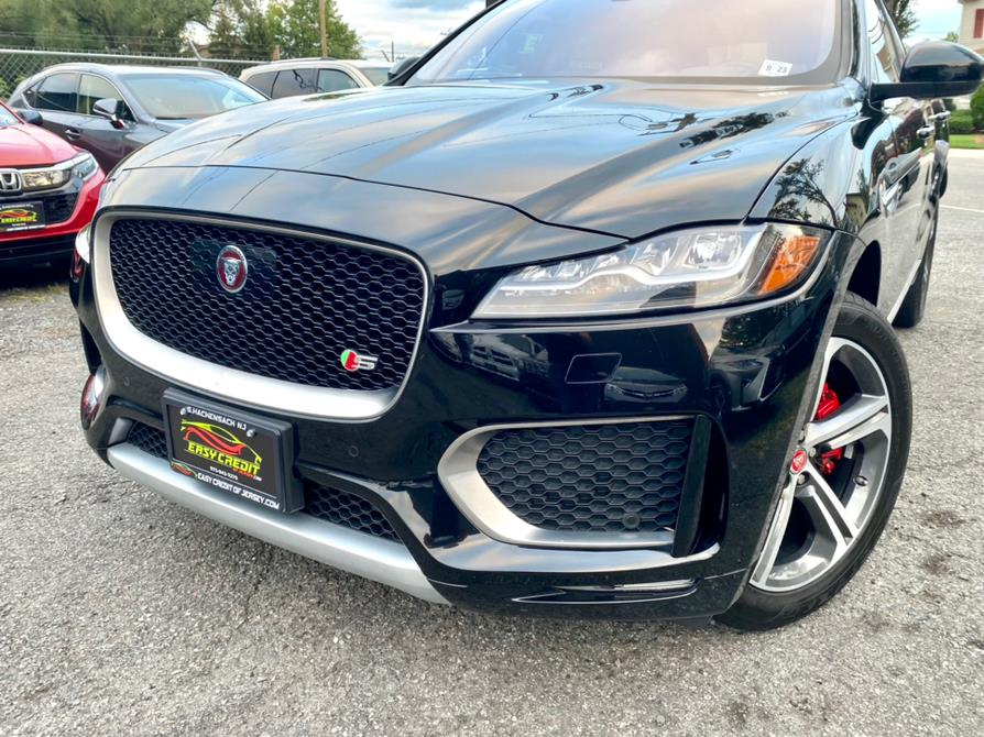 Used Jaguar F-PACE S AWD 2019 | Easy Credit of Jersey. South Hackensack, New Jersey