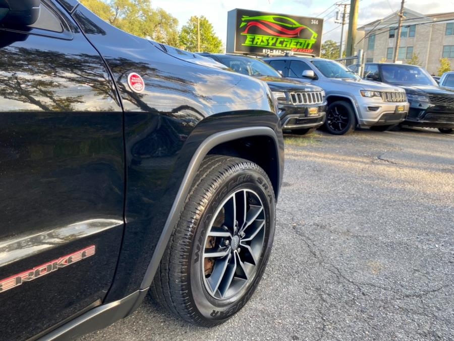 Used Jeep Grand Cherokee Trailhawk 4x4 2017   Easy Credit of Jersey. South Hackensack, New Jersey