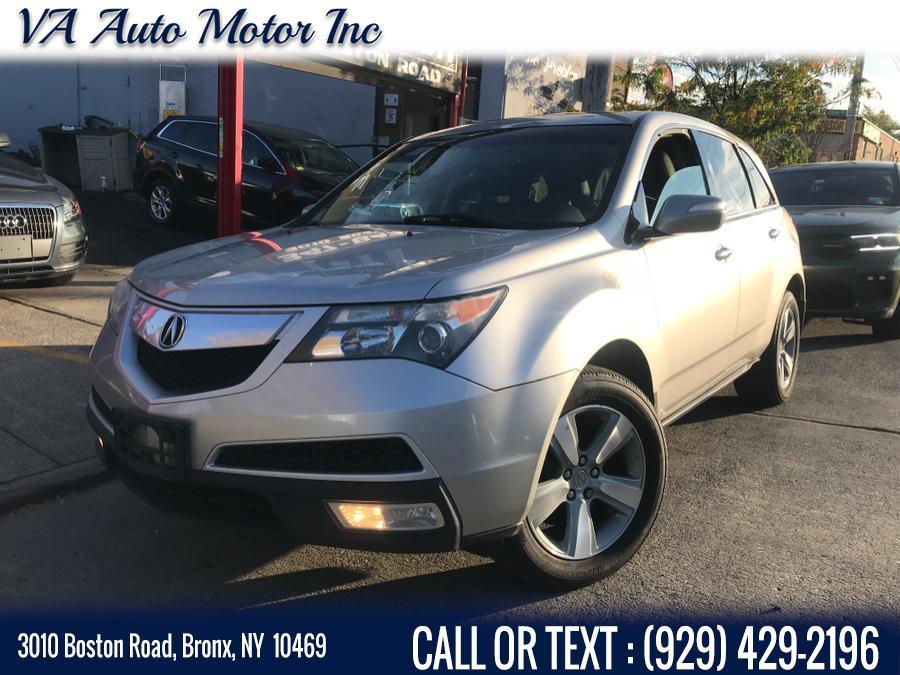 Used 2012 Acura MDX in Bronx, New York | VA Auto Motor Inc. Bronx, New York