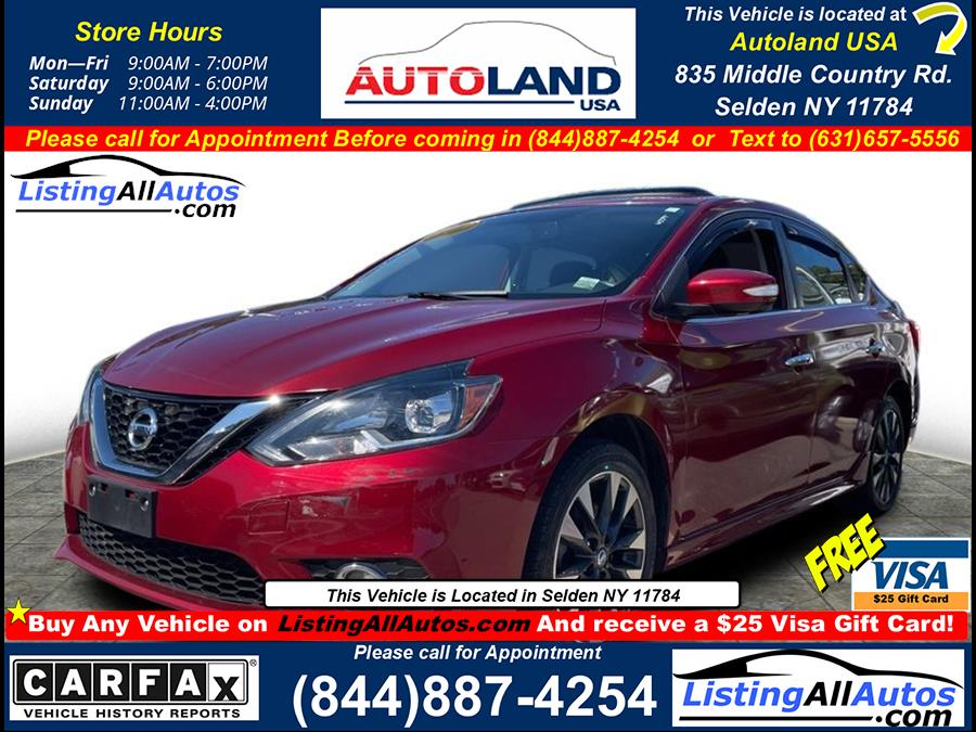 Used 2017 Nissan Sentra in Patchogue, New York   www.ListingAllAutos.com. Patchogue, New York