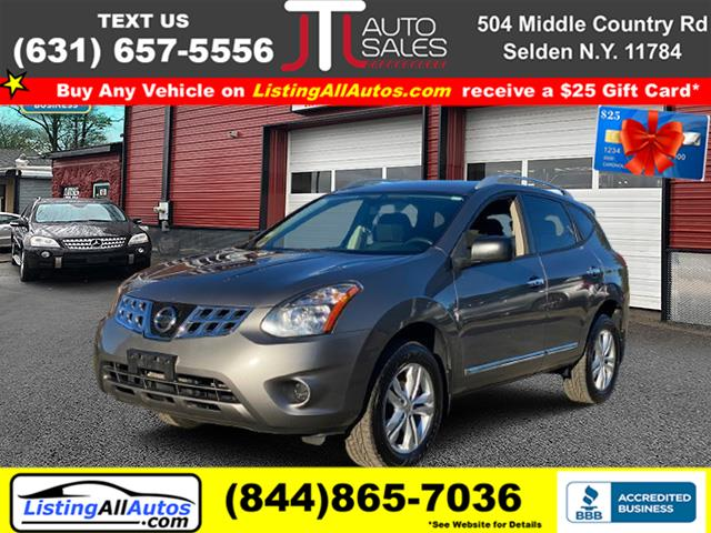 Used 2015 Nissan Rogue Select in Patchogue, New York   www.ListingAllAutos.com. Patchogue, New York