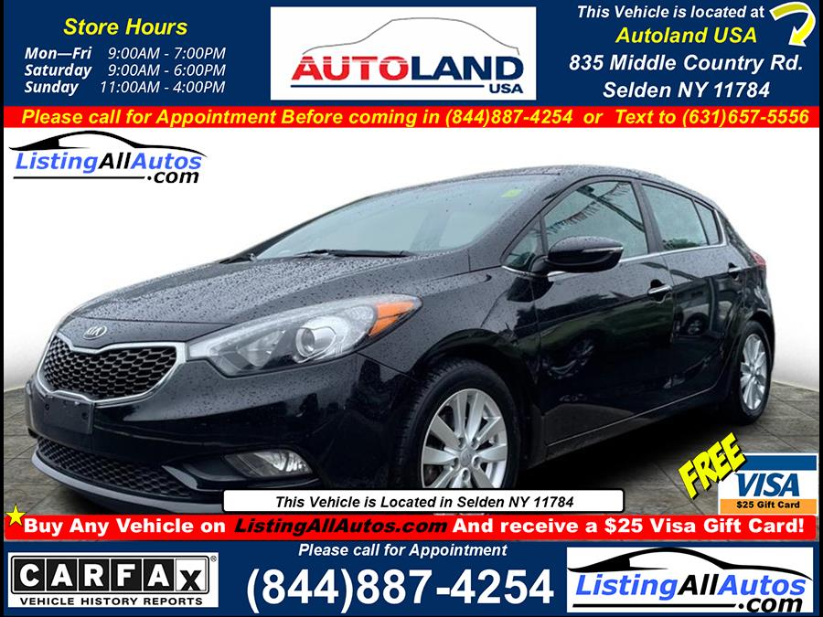 Used 2015 Kia Forte5 in Patchogue, New York | www.ListingAllAutos.com. Patchogue, New York