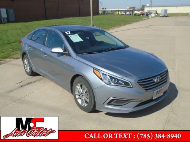 Used 2017 Hyundai Sonata in Colby, Kansas | M C Auto Outlet Inc. Colby, Kansas