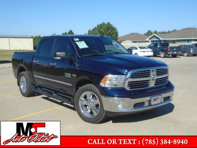 Used 2016 Ram 1500 in Colby, Kansas | M C Auto Outlet Inc. Colby, Kansas