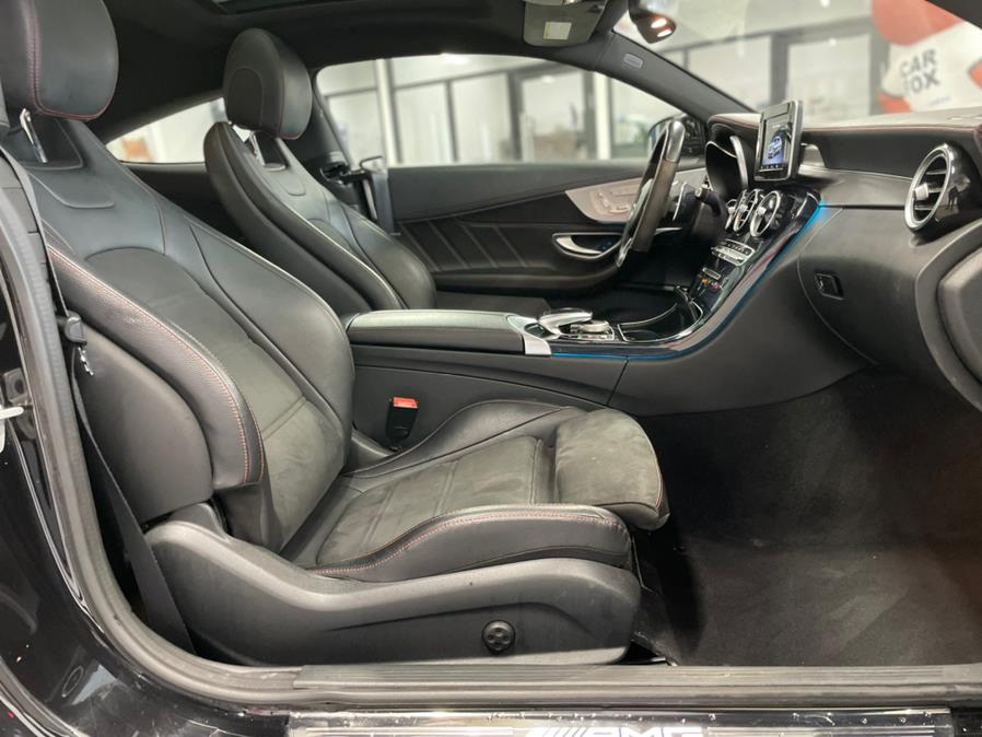 Used Mercedes-Benz C-Class ///AMG AMG C 43 4MATIC Coupe 2018 | Jamaica 26 Motors. Hollis, New York