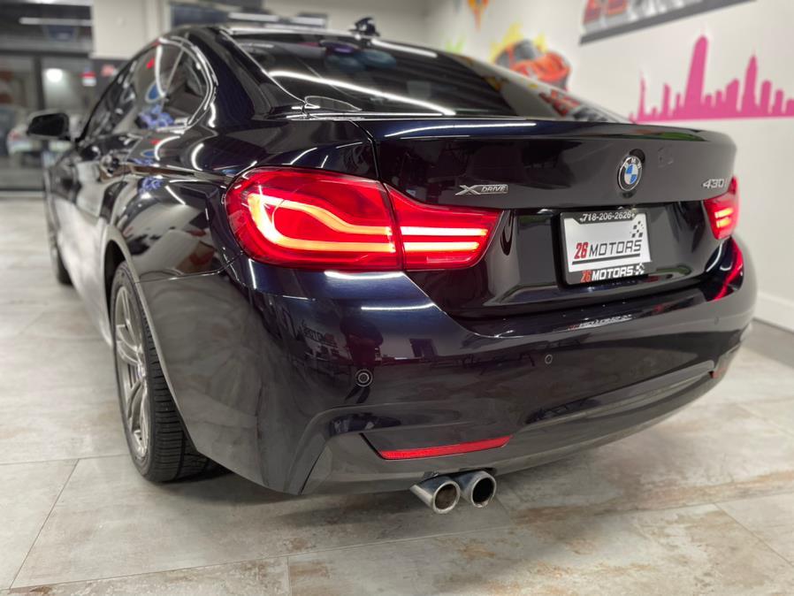Used BMW 4 Series ///M Sport Pkg 430i xDrive Gran Coupe 2018 | Jamaica 26 Motors. Hollis, New York