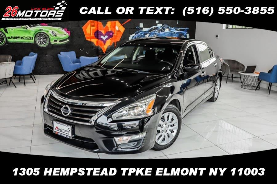 Used Nissan Altima 4dr Sdn I4 2.5 S 2015 | 26 Motors Corp. Bronx, New York