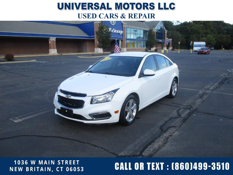 Used 2016 Chevrolet Cruze Limited in New Britain, Connecticut | Universal Motors LLC. New Britain, Connecticut