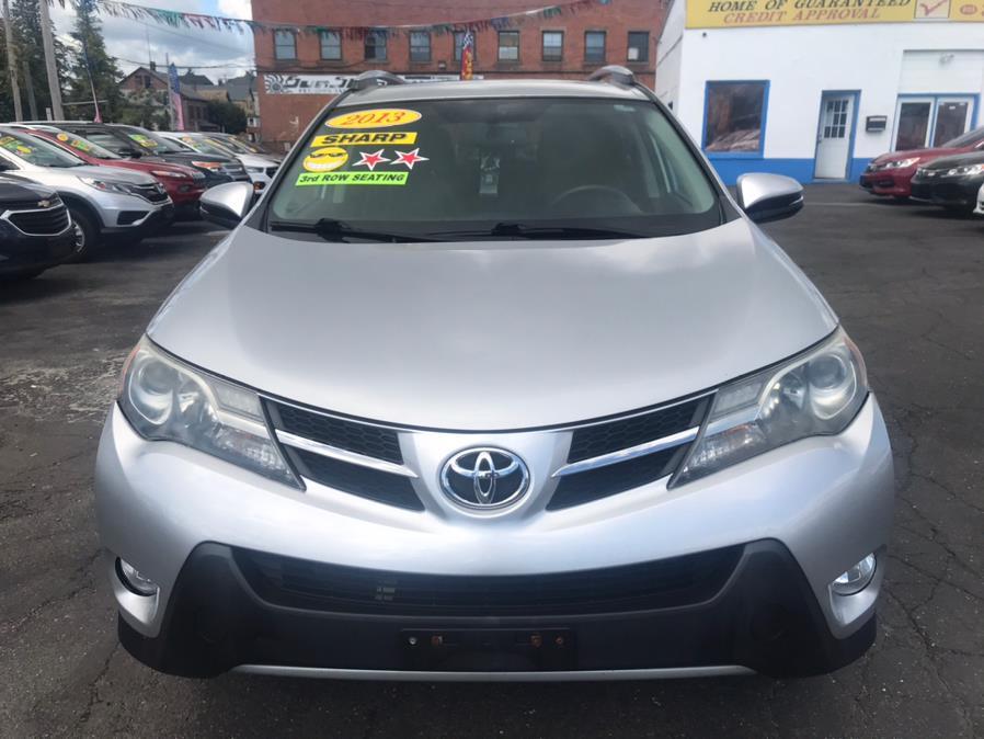 Used Toyota RAV4 AWD 4dr Limited (Natl) 2013 | Affordable Motors Inc. Bridgeport, Connecticut