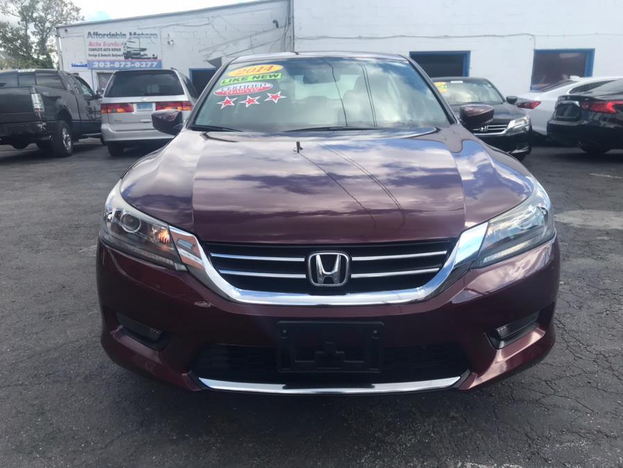 Used Honda Accord Sedan Sport 2014   Affordable Motors Inc. Bridgeport, Connecticut