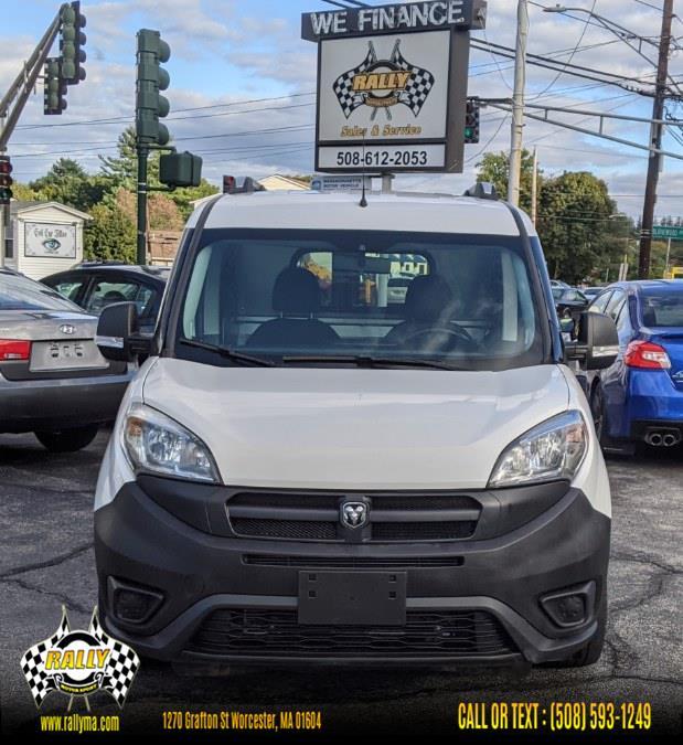 "Used Ram ProMaster City Cargo Van 122"" WB Tradesman 2015 | Rally Motor Sports. Worcester, Massachusetts"